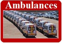 ambulances - komani business - queenstown - south africa